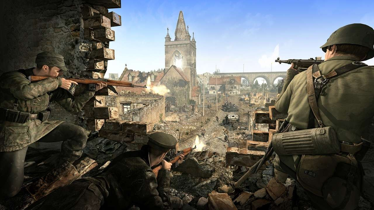 STEAM | Sniper Elite V2 | СНГ