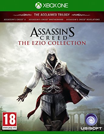 П1 | Assassins Creed Ezio Edition | Xbox One