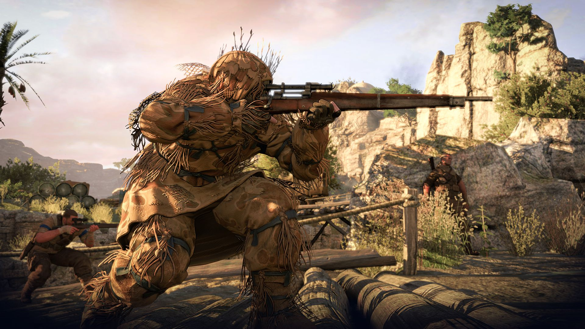 STEAM | Sniper Elite 3 | СНГ