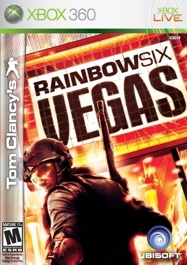 КОД | Tom Clancy´s Rainbow Six Vegas (Все регионы)