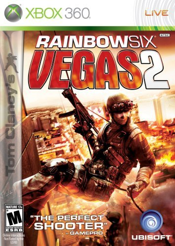 CODE | Tom Clancy´s Rainbow Six Vegas 2 (All regions)