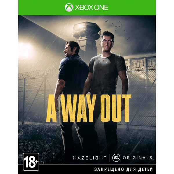 Account | A Way Out | Xbox One