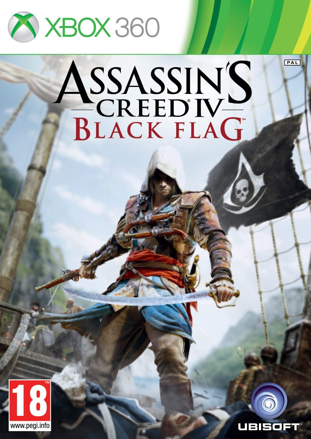 Assassin´s Creed 4+7 games | Xbox 360 | Shared account