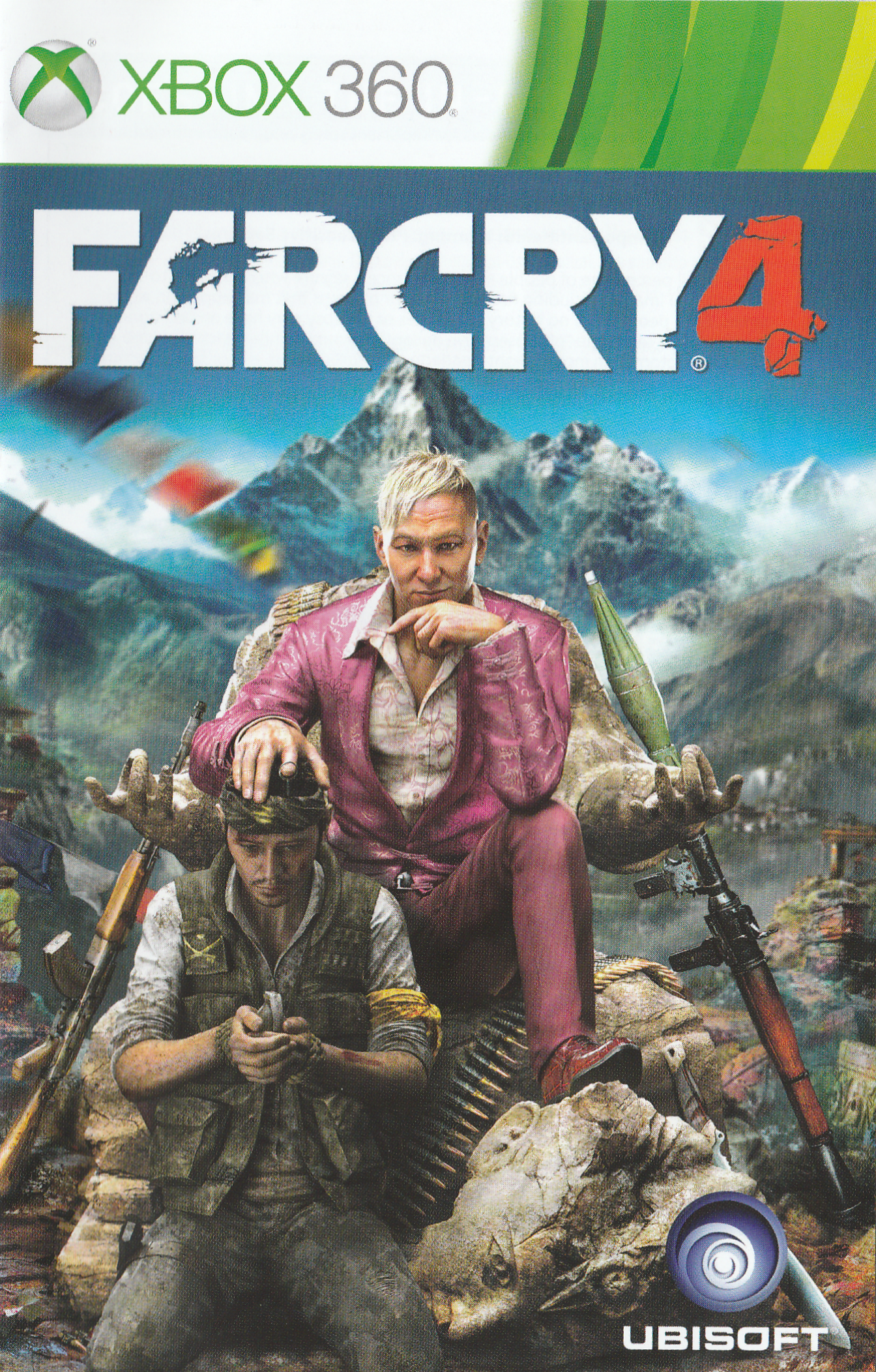 Buy Ac Rogue Far Cry 4 Xbox 360 Shared Account And Download