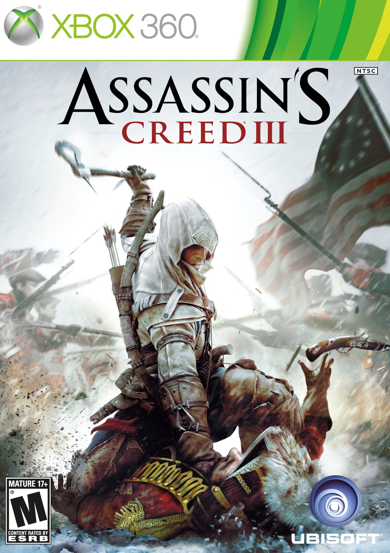AC Revelations + AC 3 + 5 games | Xbox 360 | Shared acc