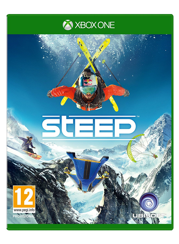 Rent | Steep | Xbox One ✅
