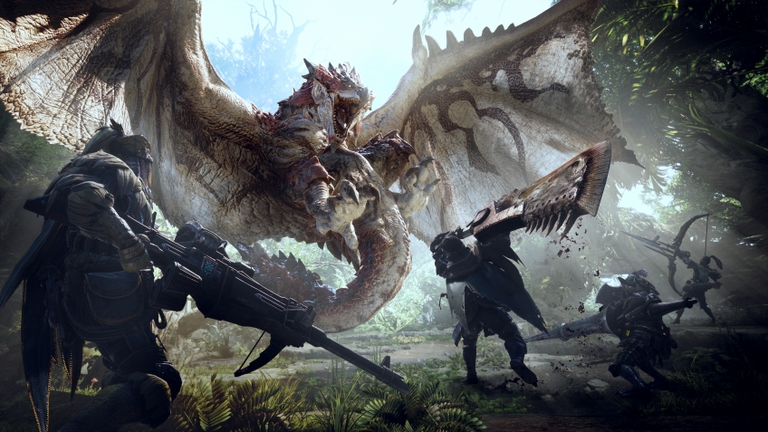Monster Hunter World | Xbox One + DISCOUNT 💙
