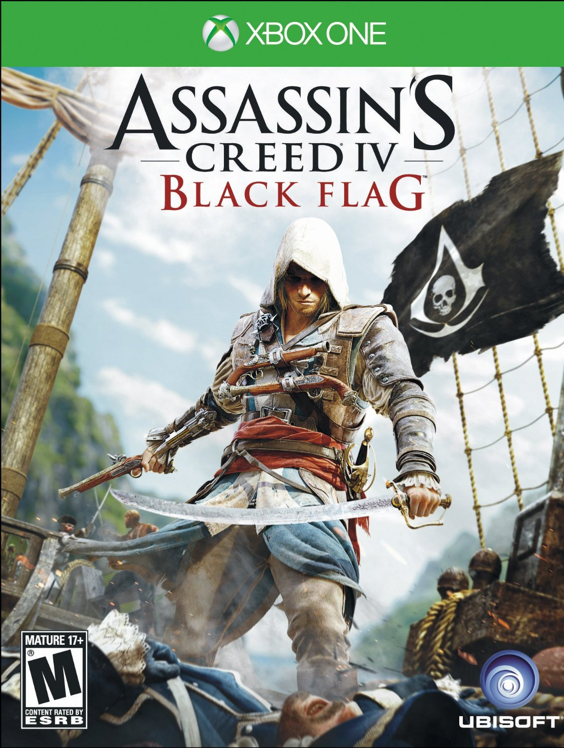 Купить КОД | AC 4:Black Flag | Xbox One