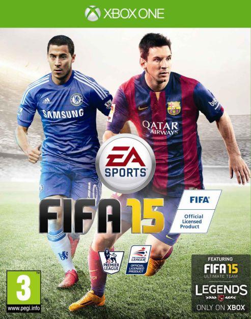 Купить КОД Fifa 15(Xbox One)