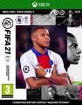 FIFA 21 Champions Edition   Xbox One/X/S  +КЭШБЕК