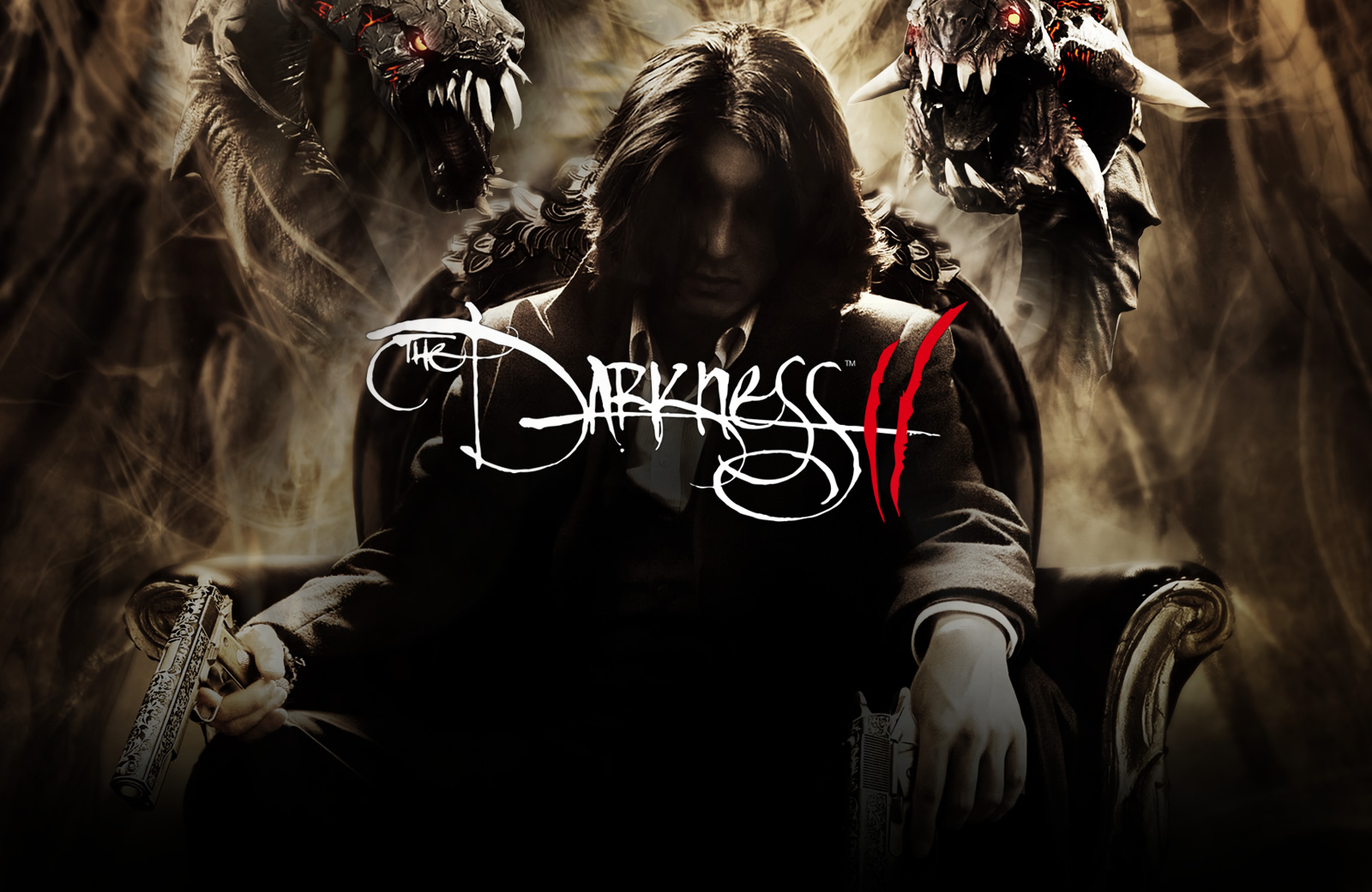 The Darkness 2 (Region Free / Steam)