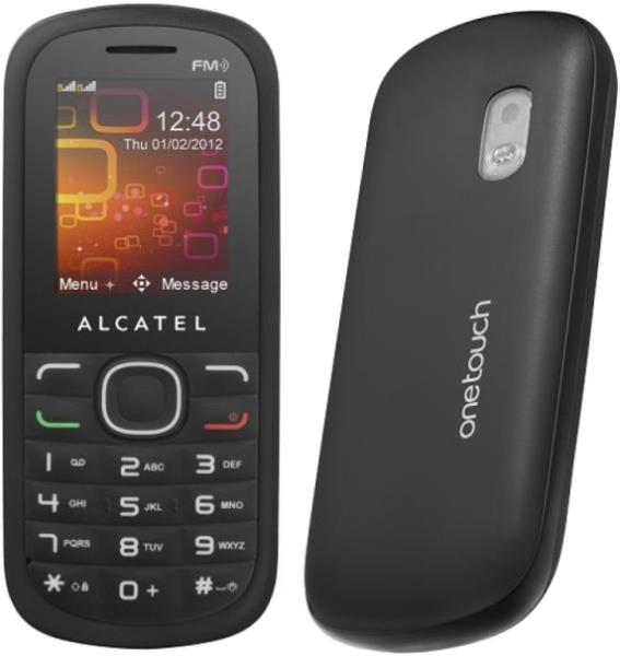 UNLOCK CODE ALCATEL OT-208X