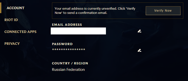 VALORANT ⭐RU RUSSIA⭐ EMAIL + ACCOUNT [CHANGE DATA]