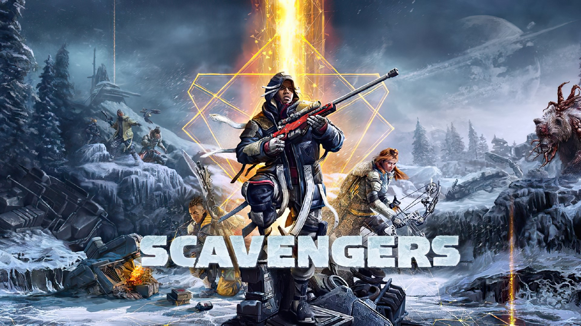 Фотография scavengers epic games early access | global region free