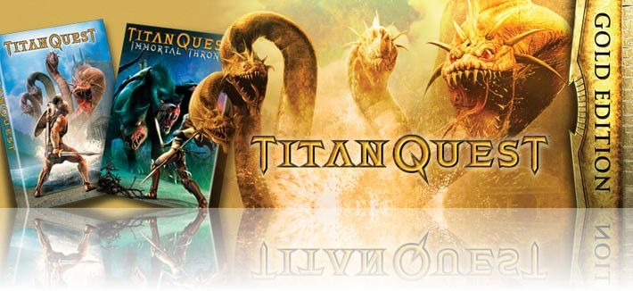 Titan Quest GOLD Steam GIFT RU+CIS