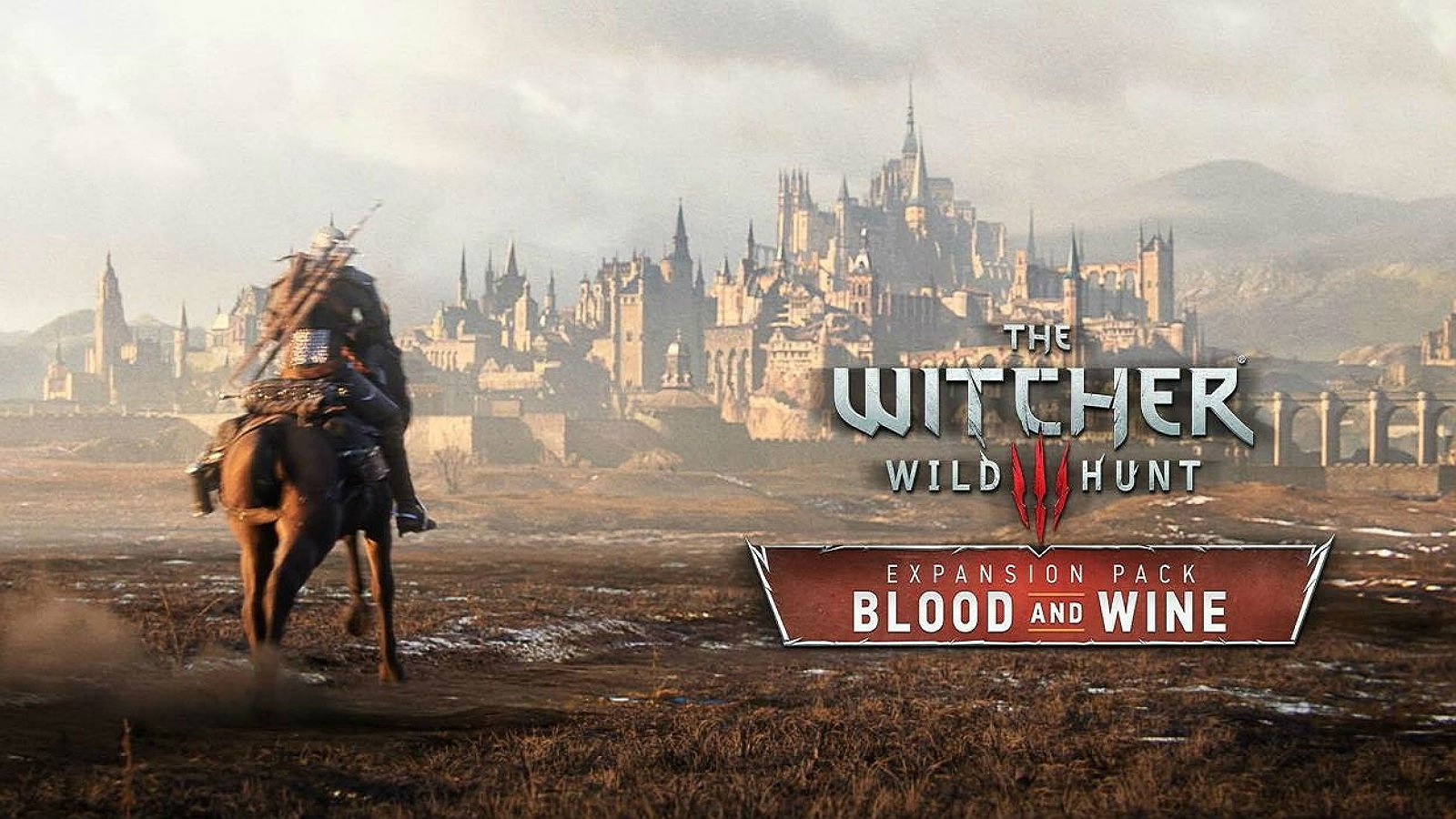 The Witcher 3: Wild Hunt - Blood and Wine Steam Gift RU