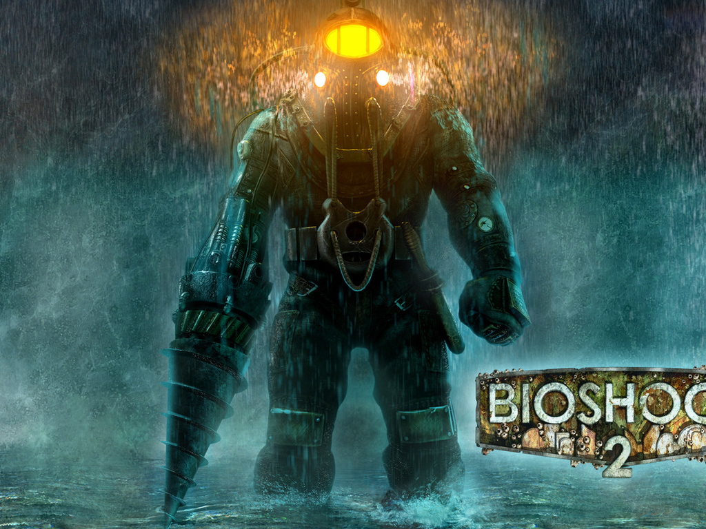 BioShock 2 (Region CIS, steam gift)