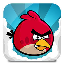 Angry Birds from New Disk Scan key
