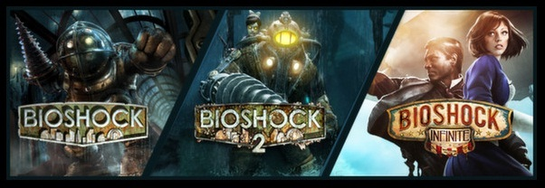 BioShock Triple Pack Steam GIFT RU-CIS