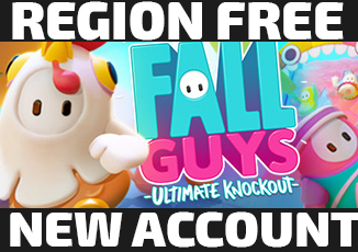 Fall Guys Ultimate Knockout [New account] | Region Free