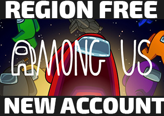 Among Us [Steam] New account | First mail | Region free