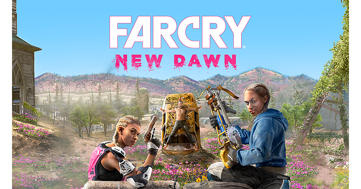 FAR CRY NEW DAWN + WARRANTY 2019