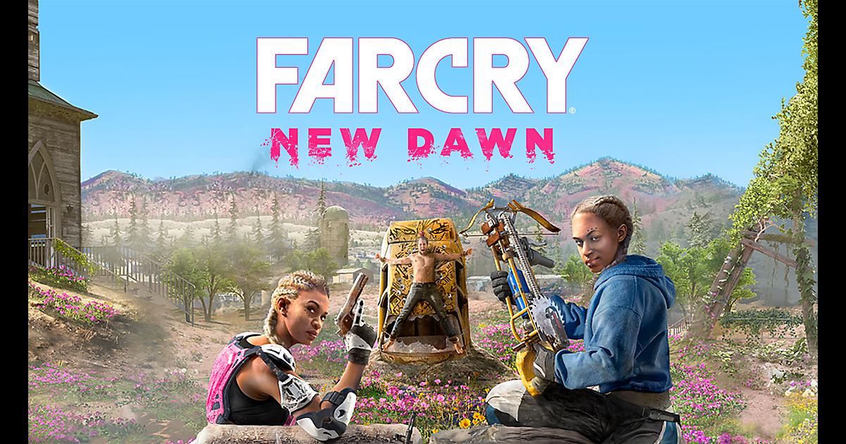 FAR CRY NEW DAWN + WARRANTY 2019