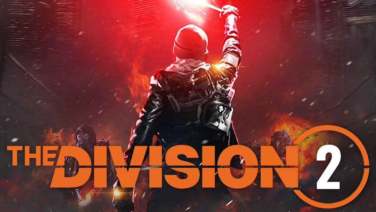 The division 2 / REGION FREE /RUS+WARRANTY 2019