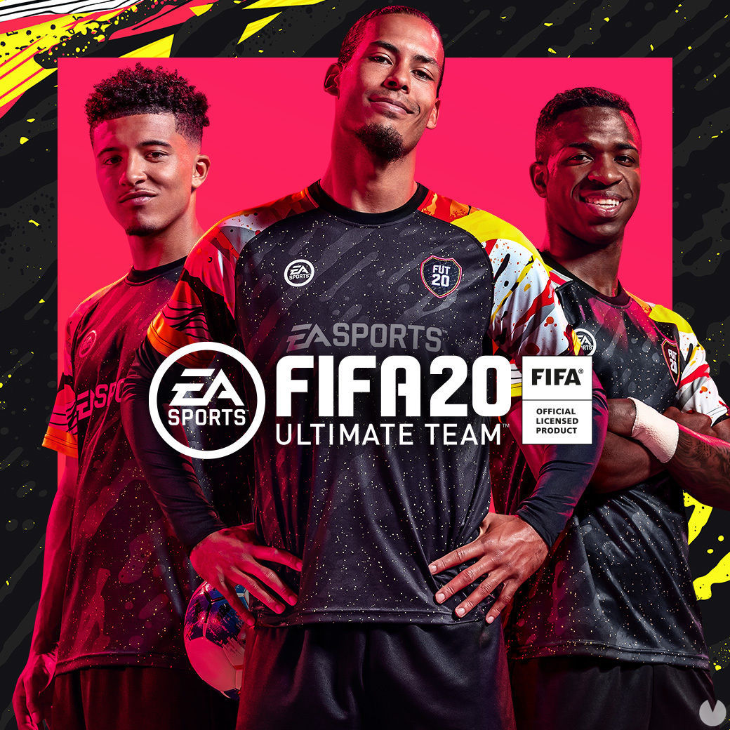 FIFA 20 ULTIMATE EDITION + LIFETIME WARRANTY