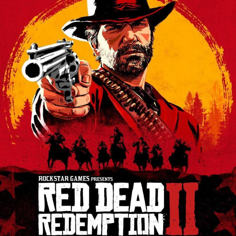 RED DEAD REDEMPTION 2 EPIC GAMES + LIFETIME WARRANTY