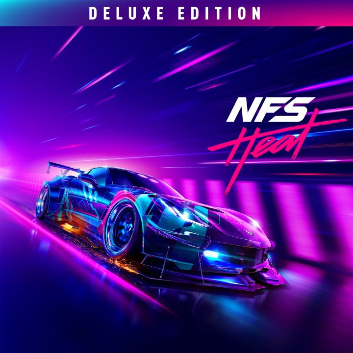 Need for Speed Heat Deluxe Edition ONLINE WARRANTY