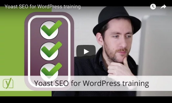 Training from Yoast WP: Sitemap, Bread crumbs and more