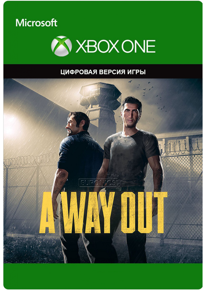 A Way Out XBOX ONE KEY
