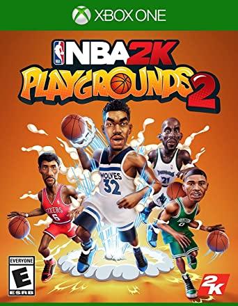 NBA 2K Playgrounds 2 XBOX ONE /SERIES X S / KEY
