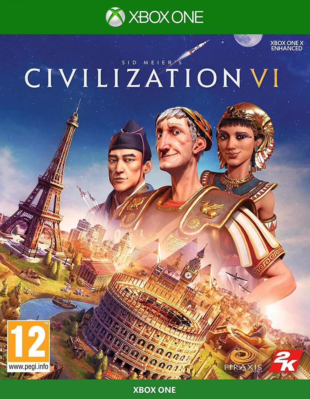 Sid Meier´s Civilization VI XBOX ONE/SERIES X|S KEY