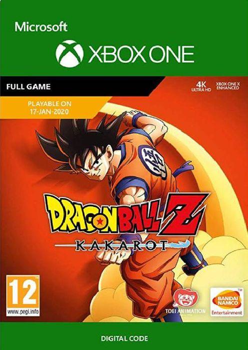 DRAGON BALL Z: KAKAROT XBOX ONE KEY