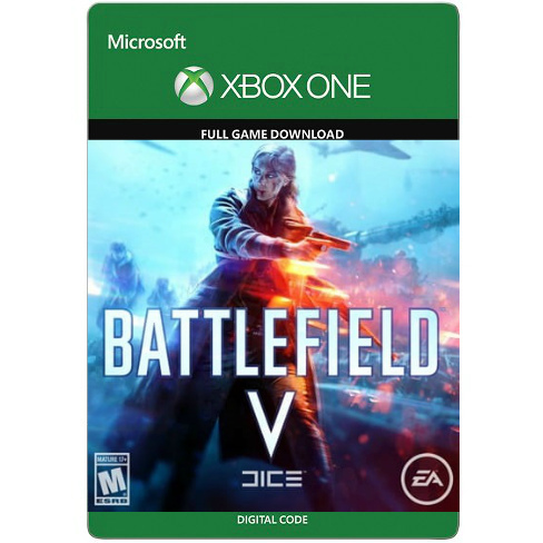 BATTLEFIELD V XBOX ONE KEY