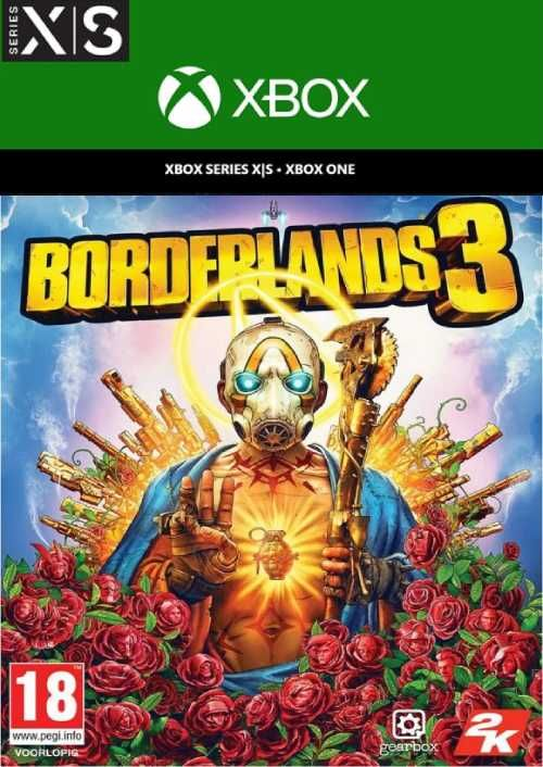 Borderlands 3 XBOX ONE / XBOX SERIES X|S / KEY