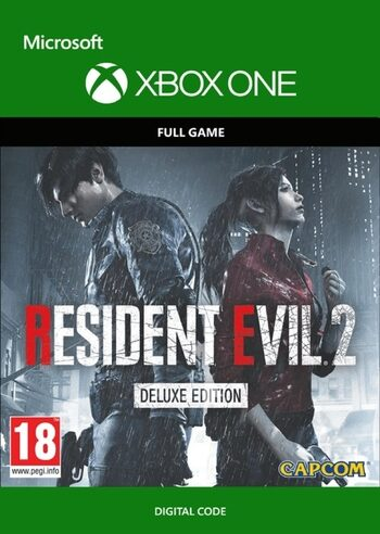 RESIDENT EVIL 2 Deluxe Edition   Xbox One KEY