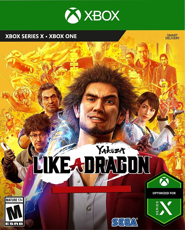 Yakuza: Like a Dragon XBOX ONE X S PC WIN 10 KEY