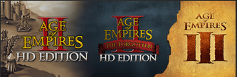 Age of Empires Legacy Bundle ( Steam Gift/Region Free )