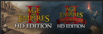 Age of Empires II HD + The Forgotten Expansion (Steam)