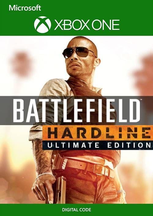 BATTLEFIELD Hardline Ultimate Edition | XBOX One KEY