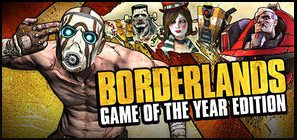Borderlands: Game of the Year (Steam Gift /Region Free)