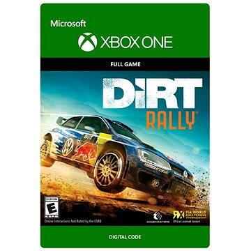 Dirt Rally XBOX ONE  XBOX SERIES X/S КЛЮЧ
