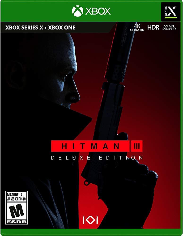 HITMAN 3 - Deluxe Edition XBOX ONE SERIES X/S КЛЮЧ