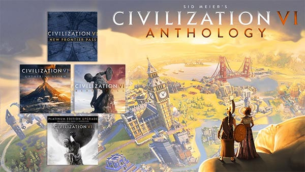 Sid Meier's Civilization® VI Anthology Xbox КЛЮЧ