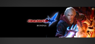 Devil May Cry 3 and 4 Bundle(Steam Gift/Region Free)