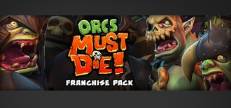 Orcs Must Die! Franchise Pack (Steam Gift/Region Free)