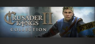 Crusader Kings II Collection (Steam Gift / Region Free)